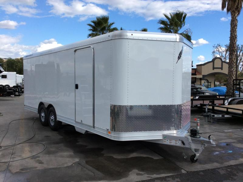 2018 look trailers st 8 5' x 16' enclosed car trailer norco Featherlite Trailer Suspension 2018 featherlite 4926 8 5 x 22' car racing trailer Gooseneck Trailer Wiring