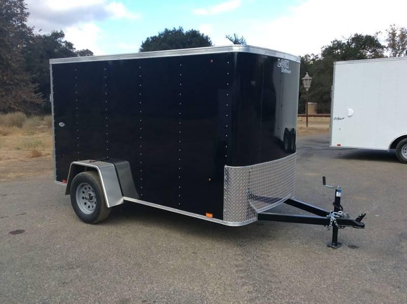 2018 Look STLC 5' x 10' Enclosed Cargo Trailer
