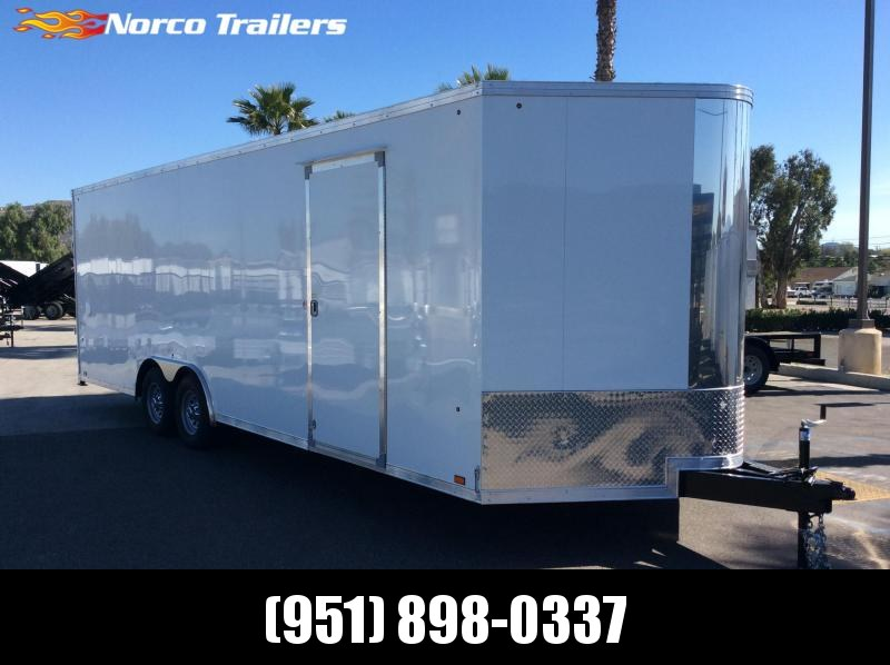 2019 Look Trailers Vision 8.5' x 24' Tandem Axle Car / Racing Trailer