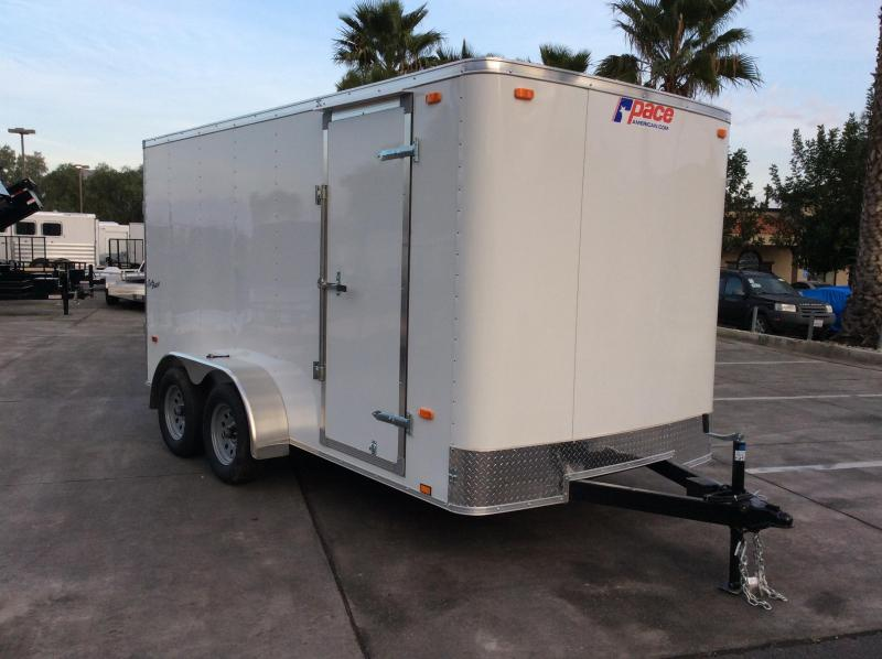 2018 Pace American OB7X14TE2 Enclosed Cargo Trailer