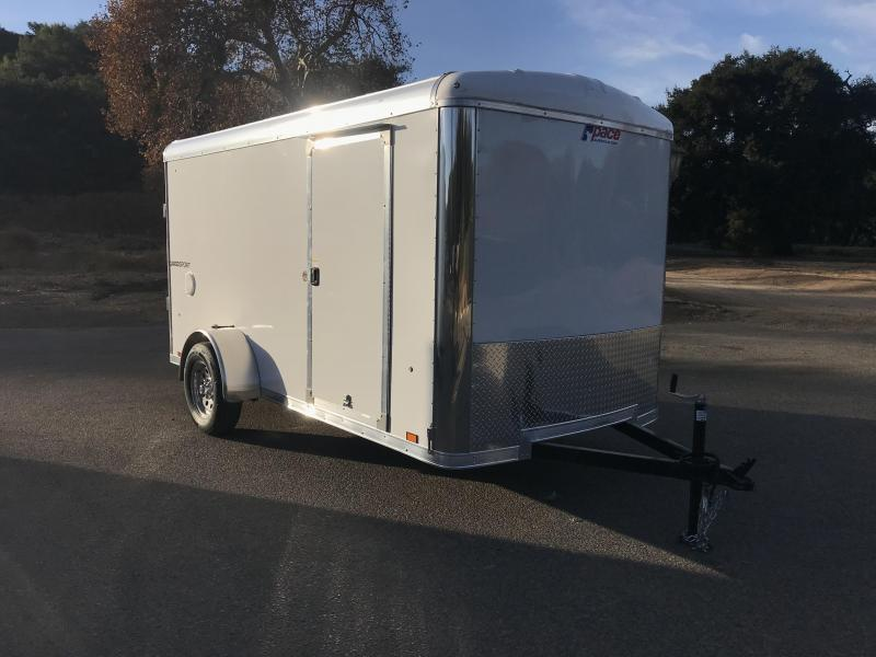 2018 Pace American Cargo Sport 6' x 12' Enclosed Cargo Trailer
