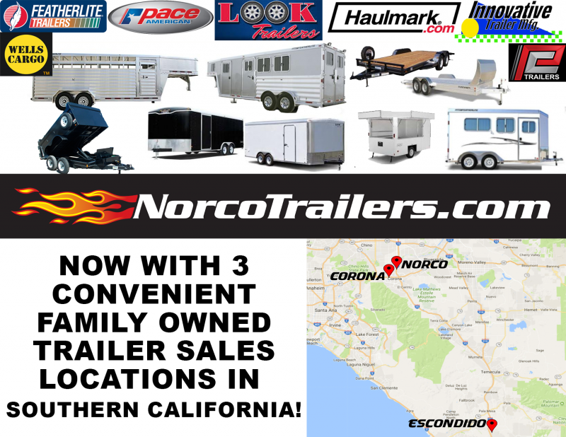 2018 Look Trailers STLC 7' x 14' Enclosed Cargo Trailer