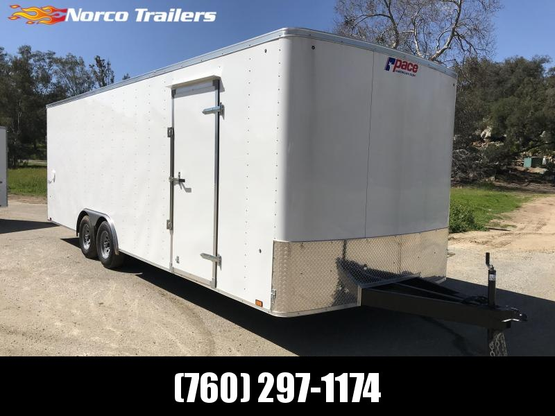 2019 Pace American Outback 8.5' x 24' 10K Car / Racing Trailer