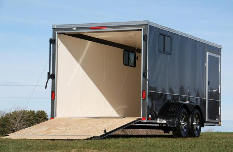 Browse Cargo Trailers