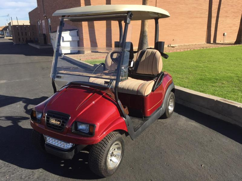 REBUILT 2014 Club Car Phantom Golf Cart