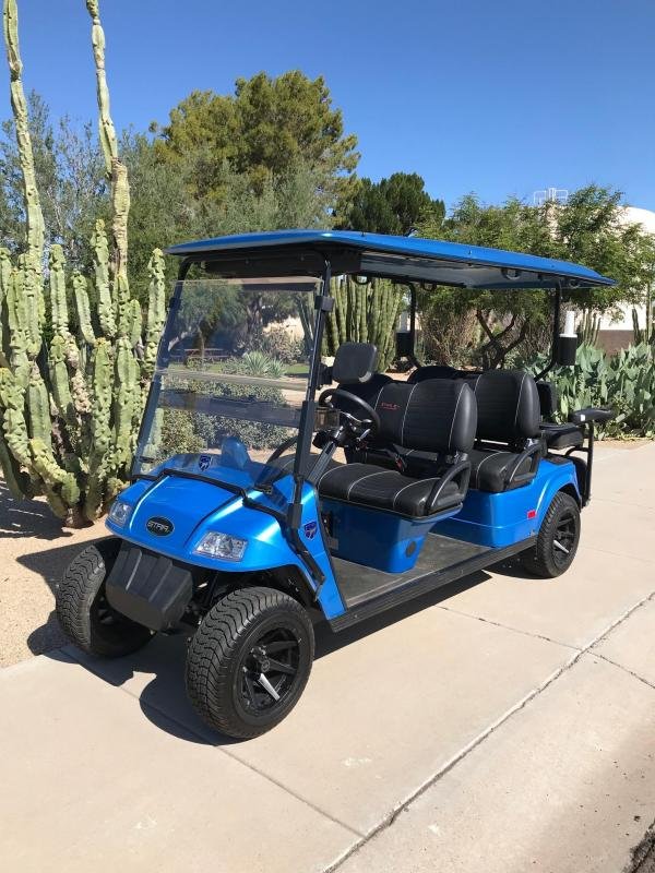 2018 Star Electric Vehicles Classic 48-42 Golf Cart