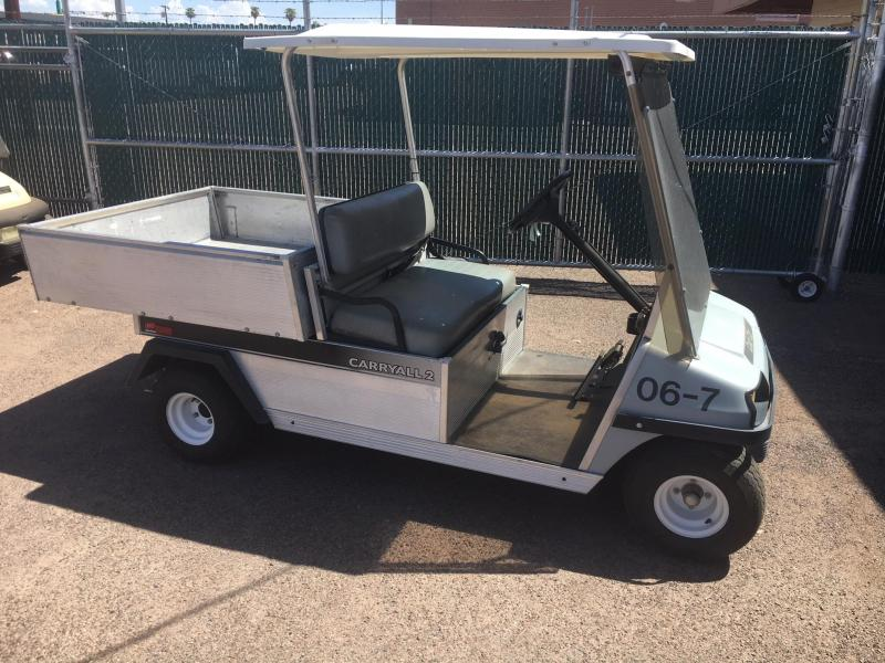 2006 Club Car Carryall 2 Box Utility Side-by-Side (UTV)