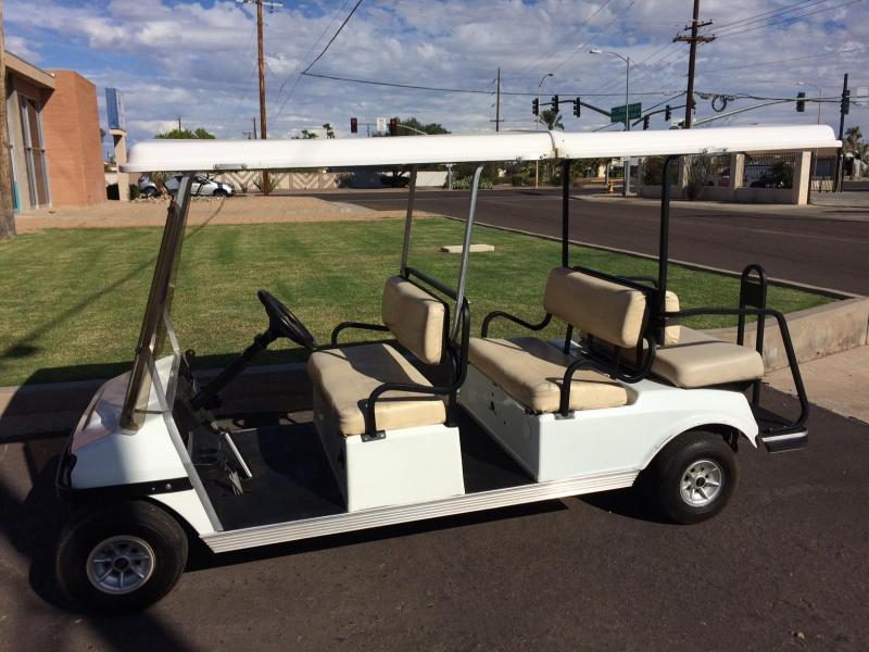 2011 Club Car Villager 6 Golf Cart