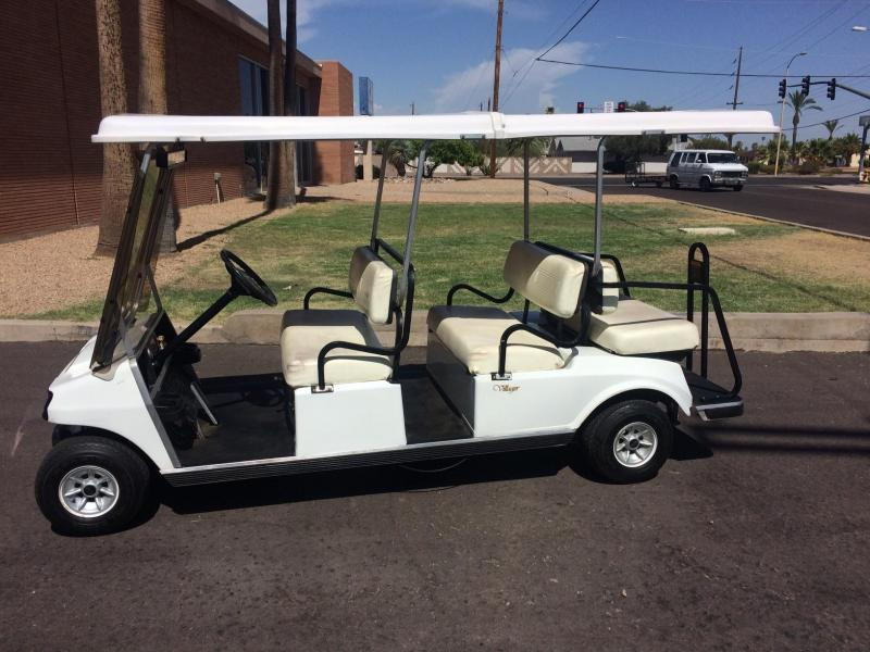 2003 Club Car Villager 6 Golf Cart