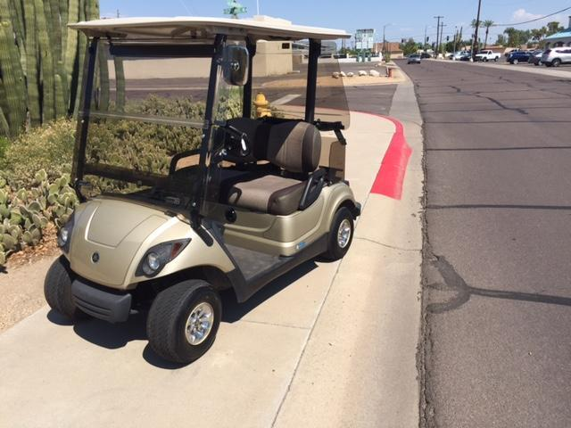 2010 Yamaha Drive Golf Cart