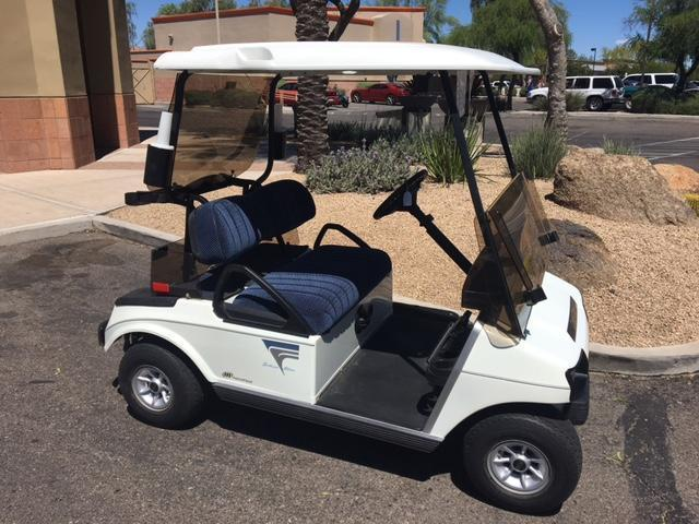 2008 Club Car DS Golf Cart