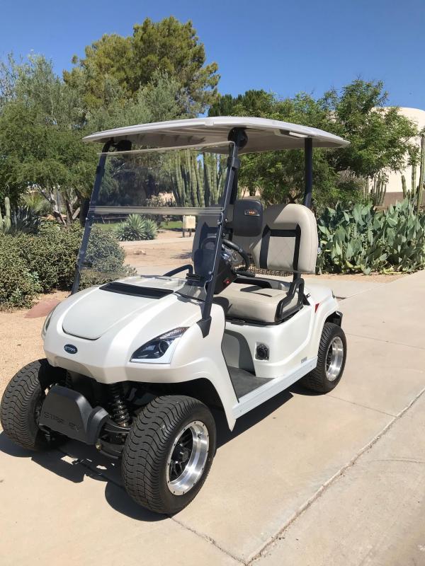 2019 Star EV Sirius Golf Cart