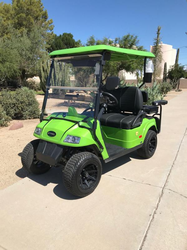 2018 Star Electric Vehicles Classic 48-2+2 Golf Cart