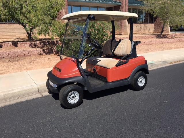 REBUILT 2013 Club Car Precedent Golf Cart