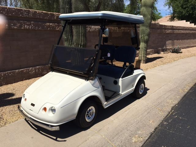 2002 Club Car DS-Spyder Golf Cart