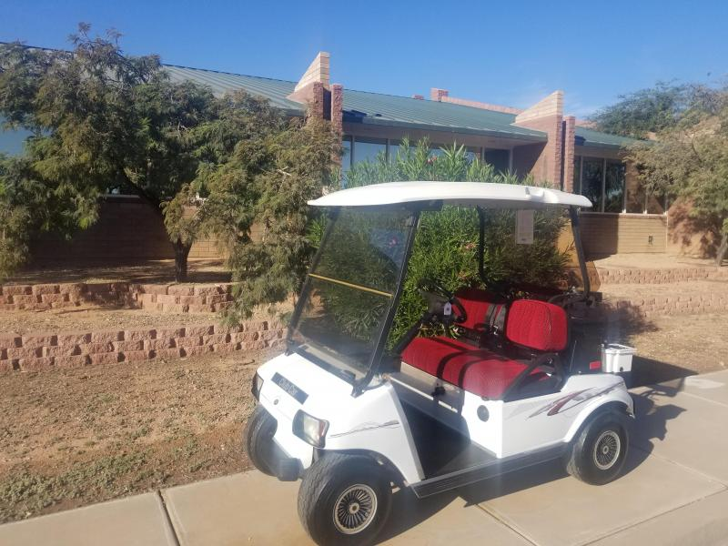 2000 Club Car DS Golf Cart