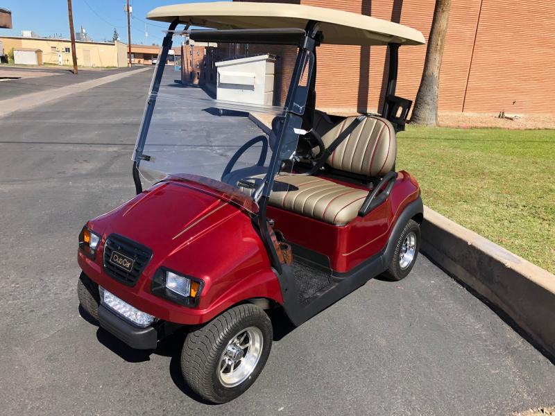 2015 Club Car Phantom Golf Cart
