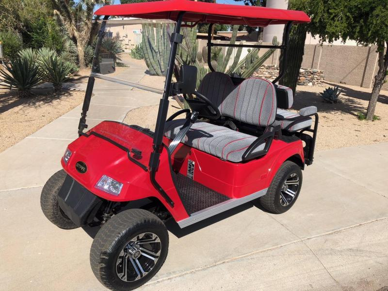 2018 Star Electric Vehicles Classic 48-22 Golf Cart