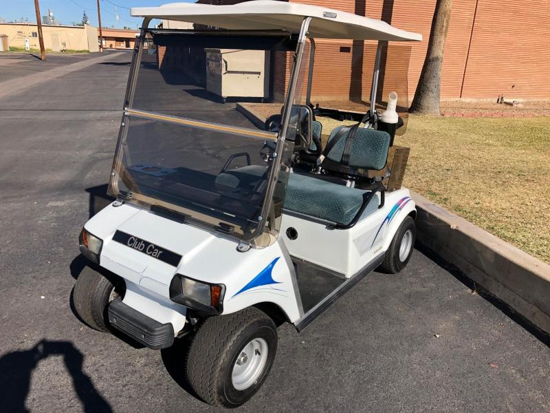 1997 Club Car DS Golf Cart