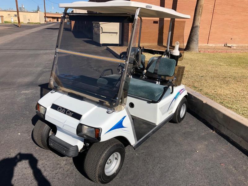 1997 Club Car DS Golf Cart