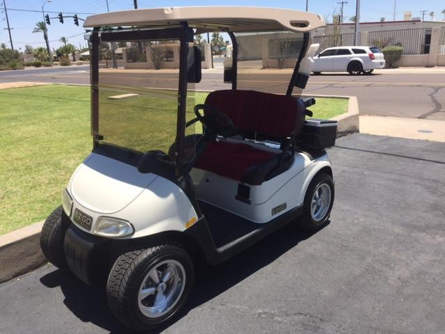 2008 E-Z-Go RXV Golf Cart