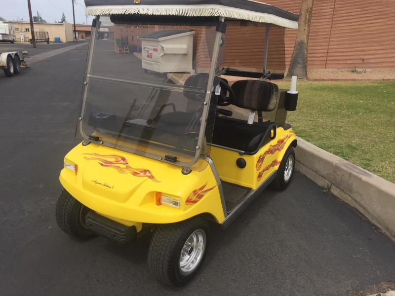 1998 Club Car DS Golf Cart