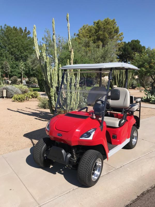 2019 Star Electric Vehicles Sirius Golf Cart