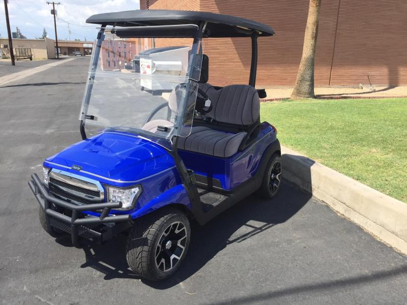 2015 Club Car Alpha Golf Cart