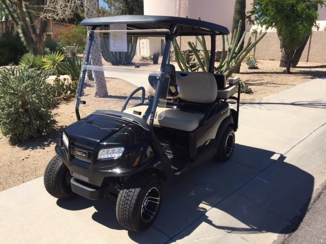 2017 Club Car Onward Golf Cart