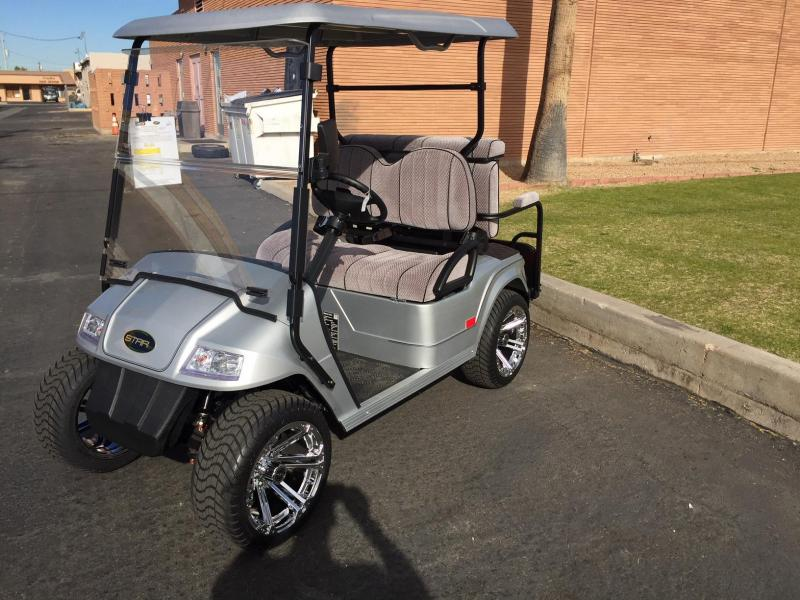 2018 Star Electric Vehicles Classic 48-2 Golf Cart
