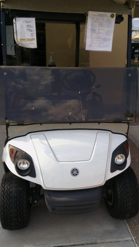 2012 Yamaha Drive Golf Cart