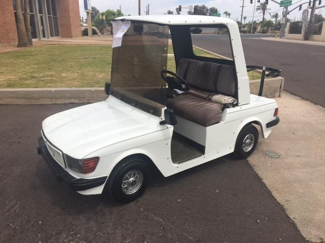 1996 Other Paragon Classic Golf Cart
