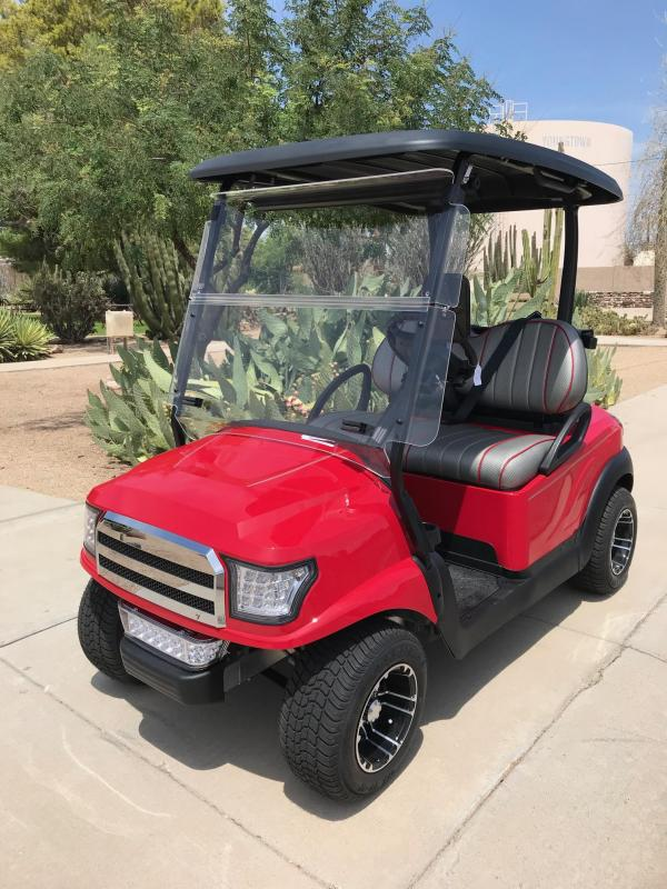 2015 Club Car Alpha Golf Cart