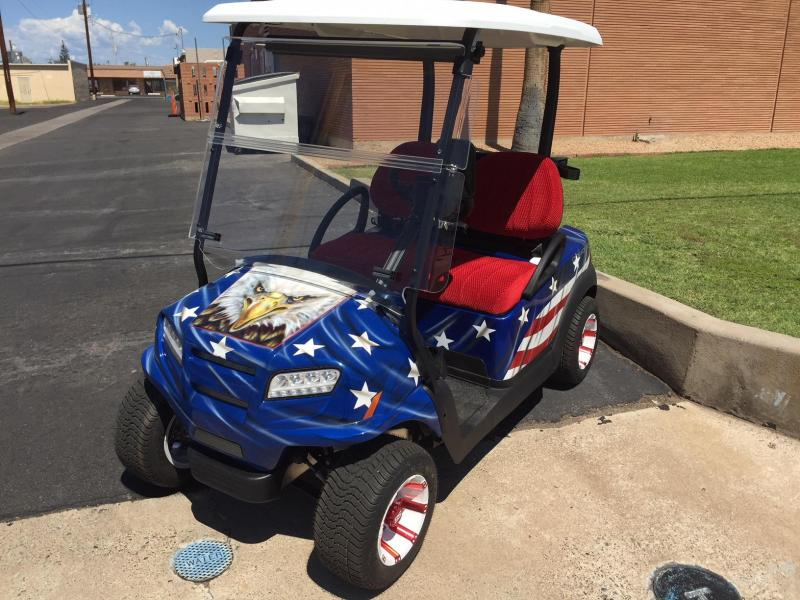 2018 Club Car Onward Golf Cart