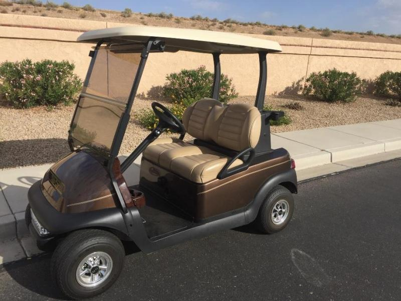 REBUILT 2014 Club Car Precedent Golf Cart