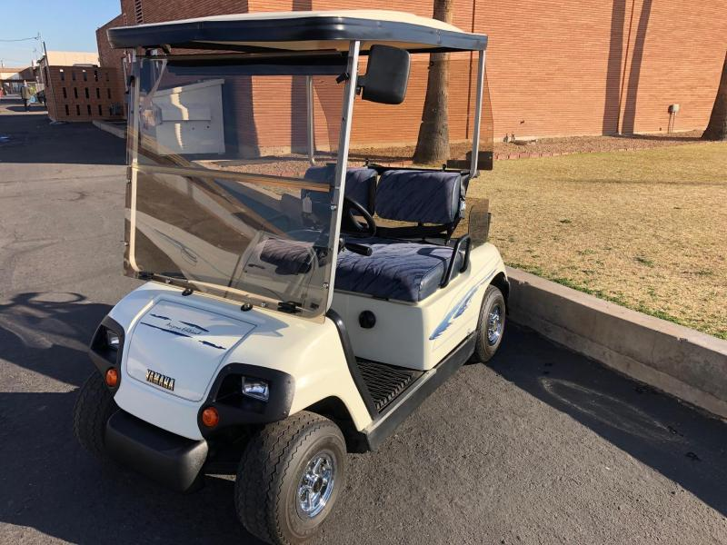 1995 Yamaha G14 Golf Cart