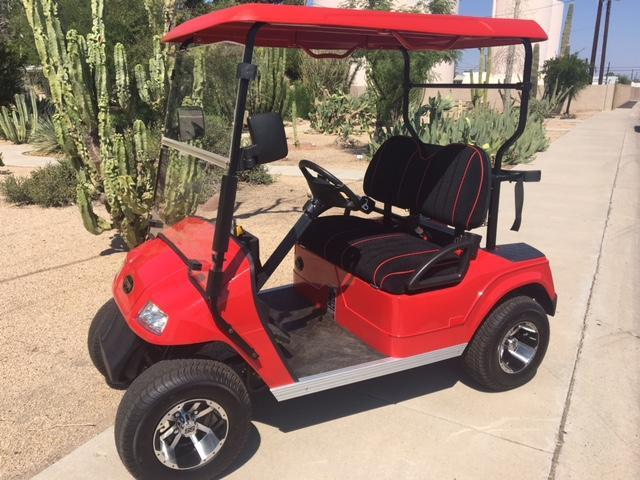2017 Star Electric Vehicles Classic 48-2 Golf Cart