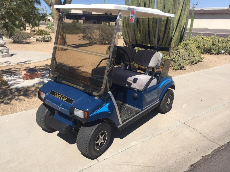 1999 Club Car DS Golf Cart