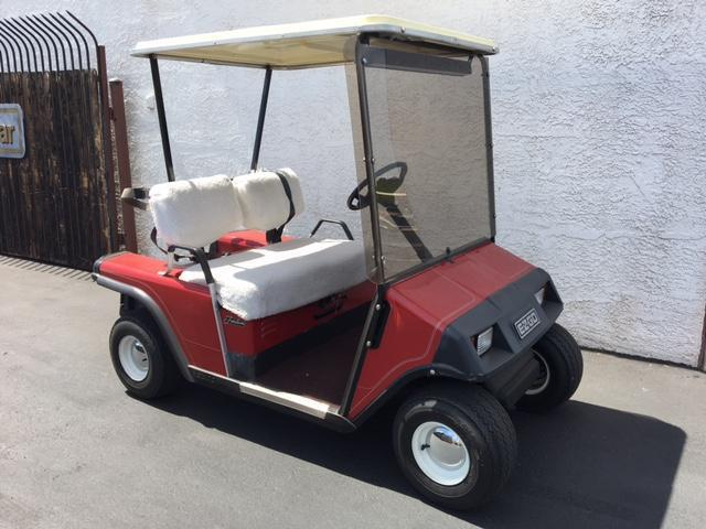 1990 E-Z-Go Marathon Golf Cart