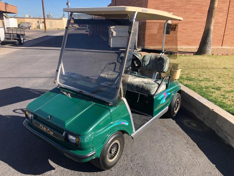 1998 Club Car DS Towncar Golf Cart