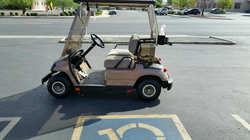 2001 Yamaha G16 Golf Cart