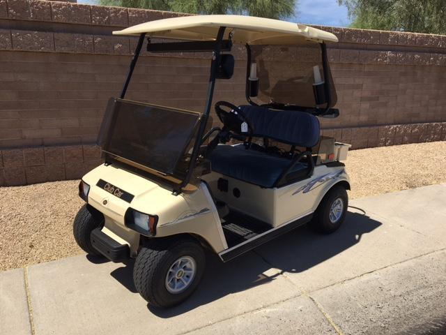 2005 Club Car DS Gold Std Golf Cart