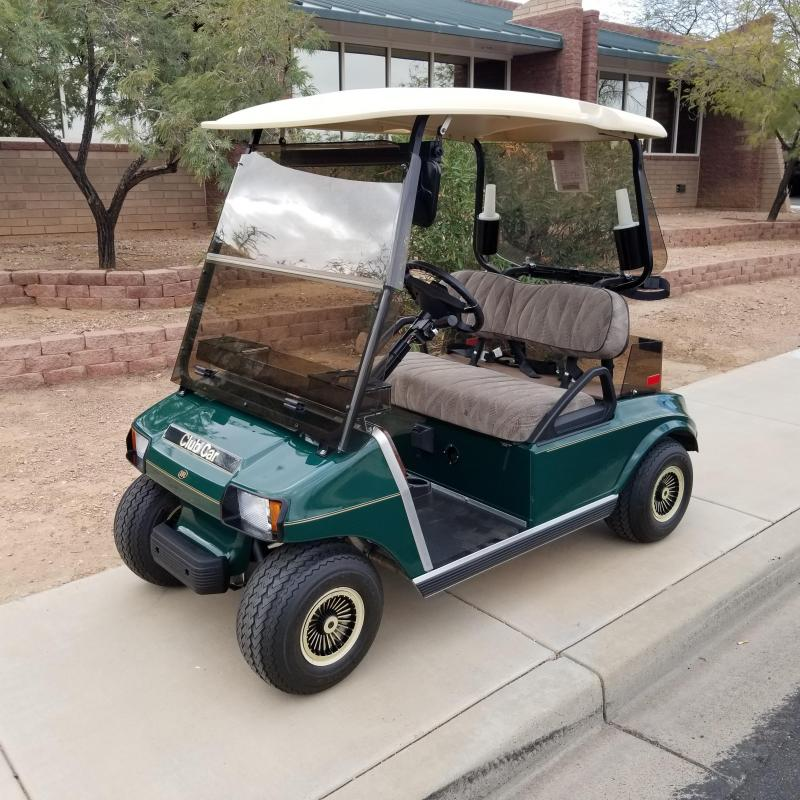 2004 Club Car DS Golf Cart