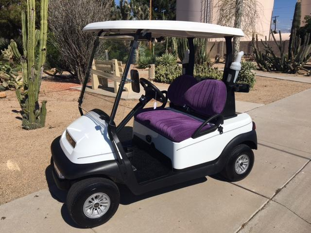 REBUILT 2014 Club Car Onward Golf Cart