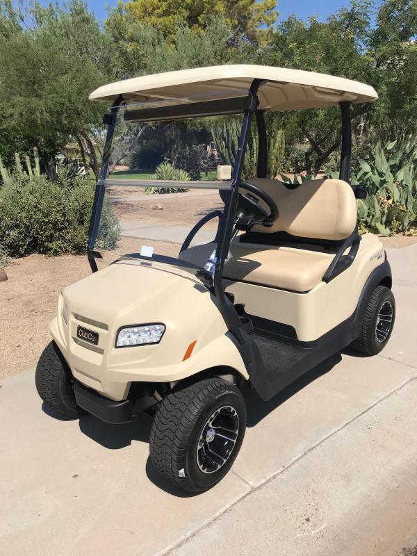 2019 Club Car Lithium Onward Golf Cart