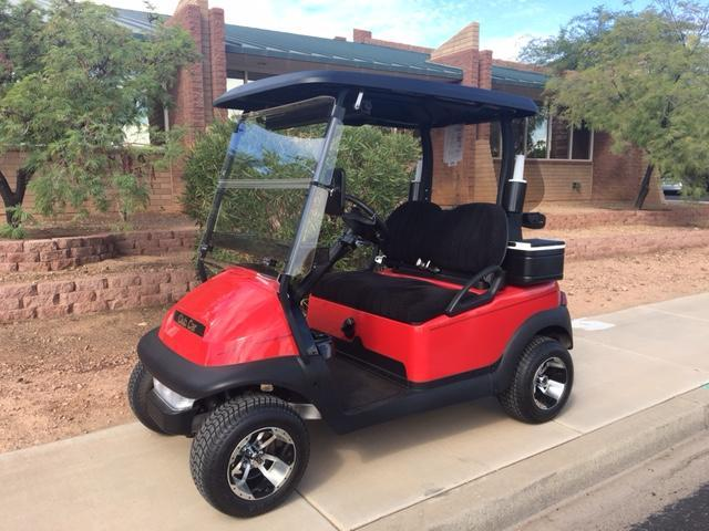 2016 Club Car Onward Golf Cart
