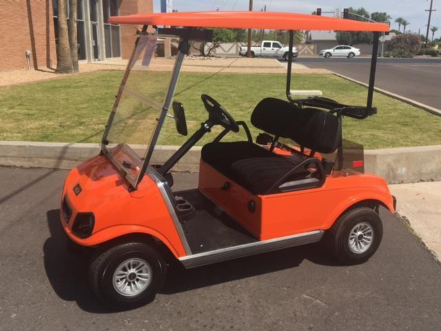 REBUILT 2011 Club Car Spartan Golf Cart
