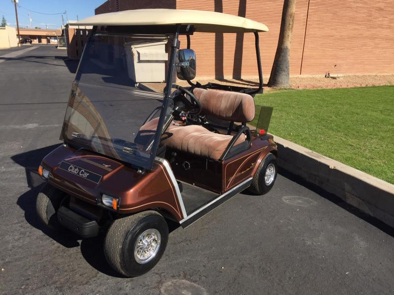 2002 Club Car DS Golf Cart