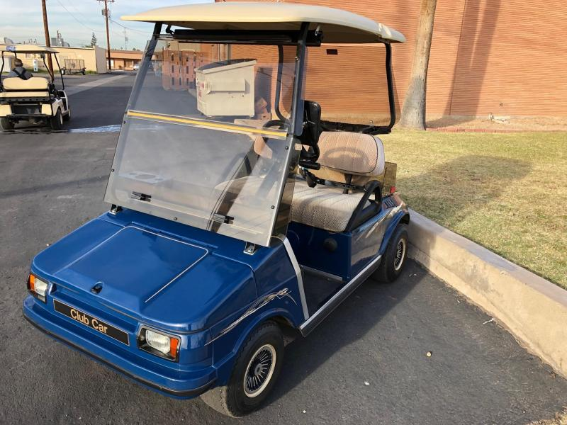 2007 Club Car DS Towncar Golf Cart
