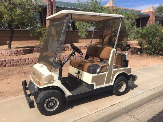 1994 Yamaha G9A Golf Cart